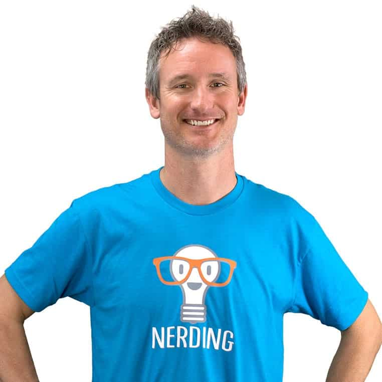 Nerding Teacher Bobby Norman