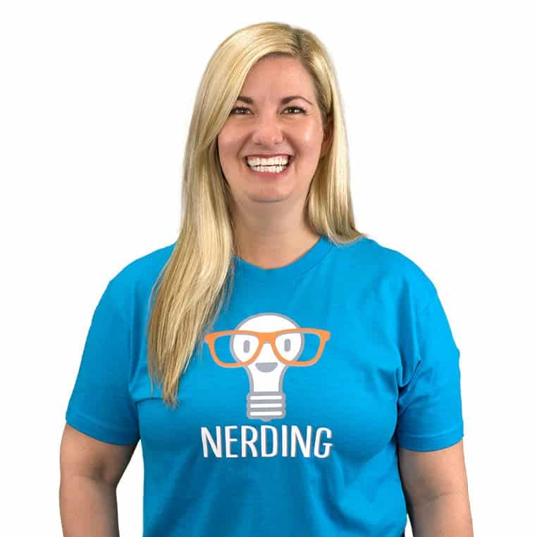 Nerding Teacher Marissa Cox