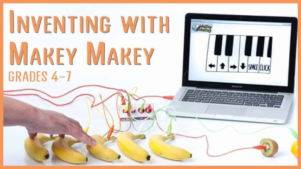 Inventing with Makey Makey