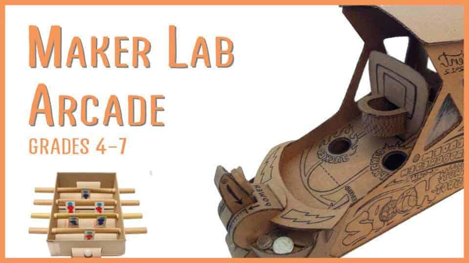 Maker Lab: Arcade