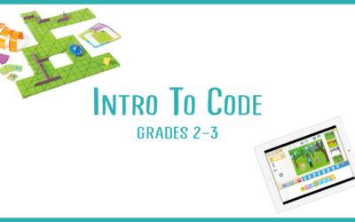 Intro To Code