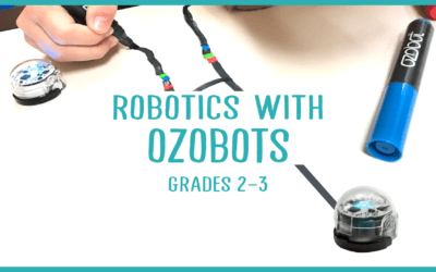 Robotics with Ozobots