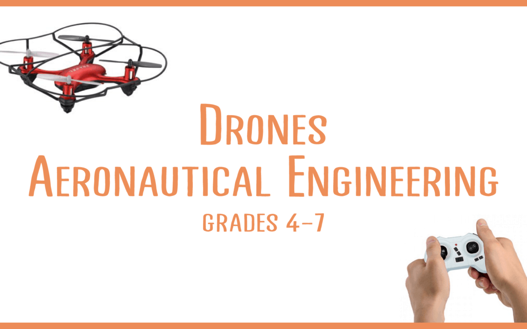 Drones: Aeronautical Engineering