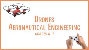 drones nerds STEM class