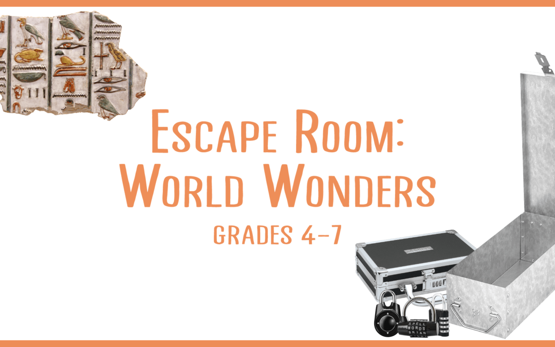 Escape Room: World Wonders