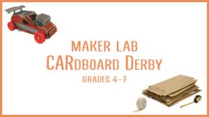 nerds summer STEM class derby