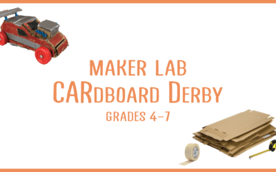 Maker Lab: CARdboard Derby