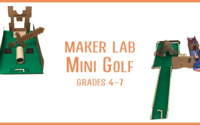 Maker Lab: Mini Golf