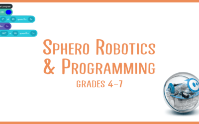 Sphero: Robotics and Programming