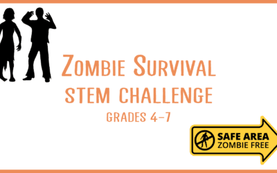 Zombie Survival STEM Challenge