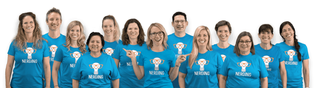 Nerding's Certified and Trained Professional Teachers