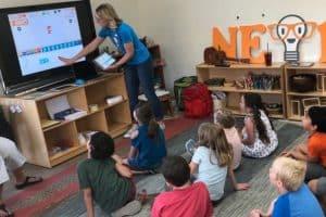 Curriculum developed by certified teachers