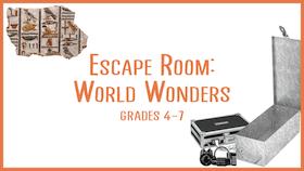 escape room STEM class summer