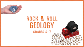 nerds STEM rocks geology
