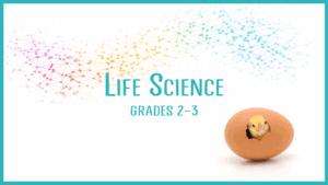 life science STEM class nerds kids