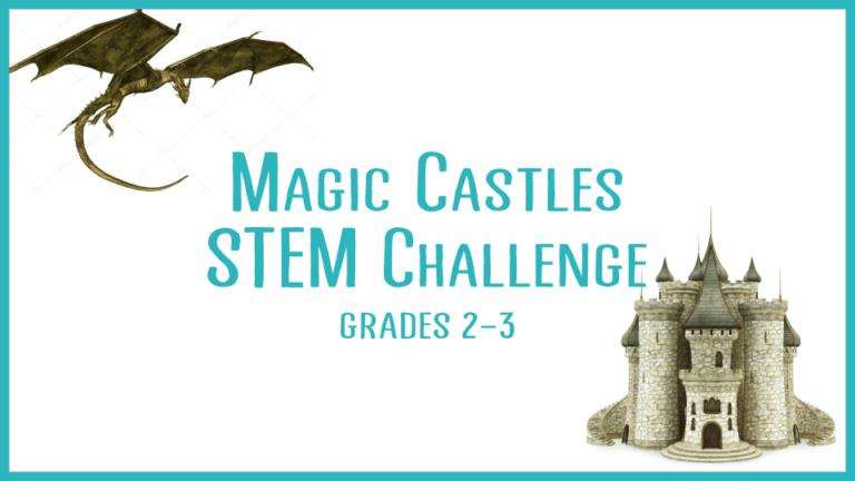 STEM class kids castles nerds