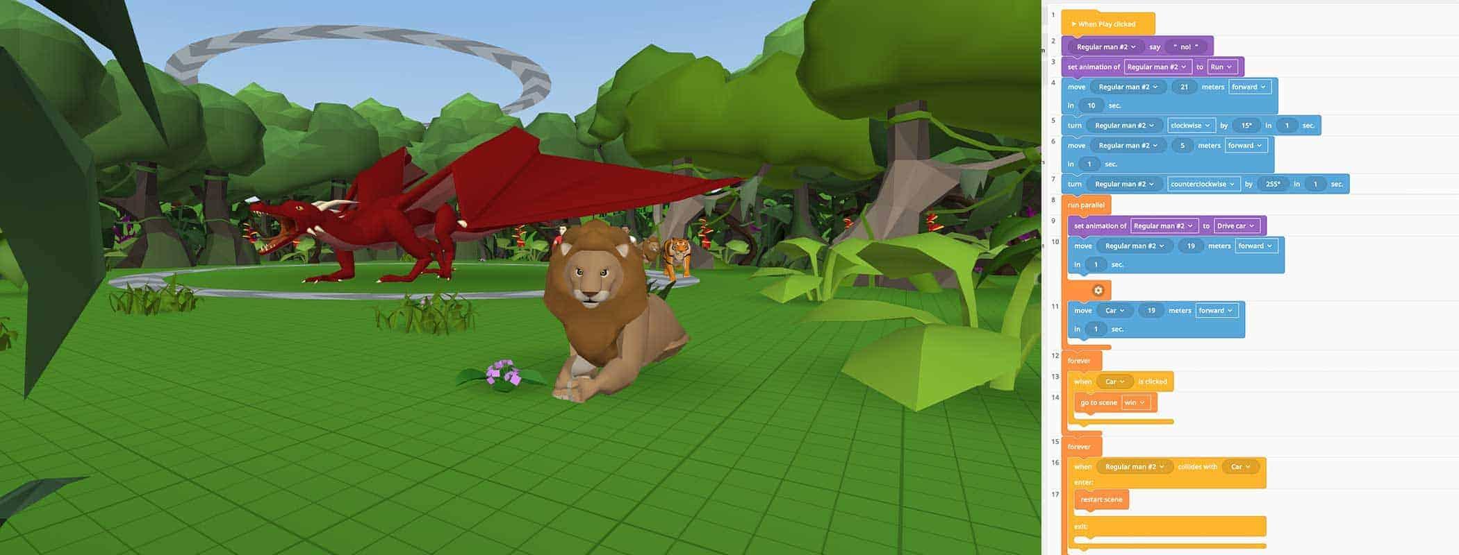 Virtual Reality: Coding & Design
